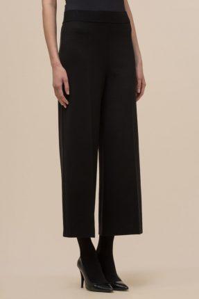 Pantalone in maglia Luisa Spagnoli inverno 2017