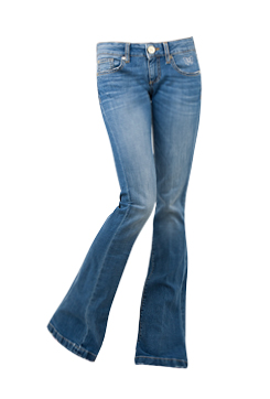 Pantaloni a zampa Atelier FixDesign primavera estate