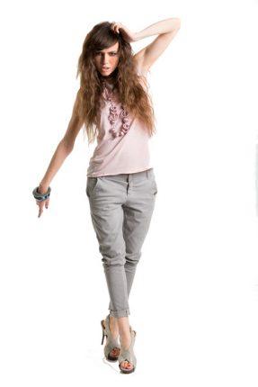 Pantaloni capri Giorgia & Johns primavera estate 2014