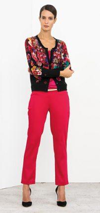 Pantaloni colorati Nenette autunno inverno 2015