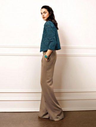 Pantaloni con pinces Liu Jo primavera estate 2013