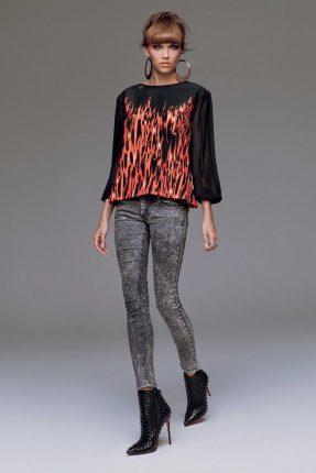 Pantaloni Denny Rose autunno inverno 2015