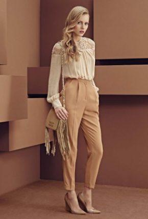 Pantaloni Elisabetta Franchi primavera estate