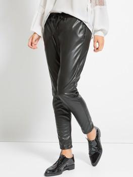 Pantaloni in pelle Motivi autunno inverno 2017