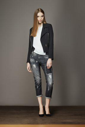 Pantaloni jeans Artigli autunno inverno 2017