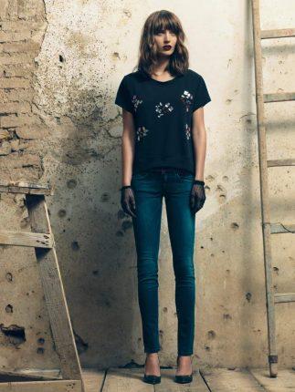 Pantaloni jeans Fornarina autunno inverno 2015