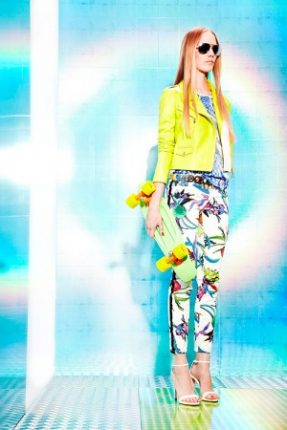 Pantaloni Just Cavalli primavera estate 2014