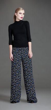 Pantaloni larghi Artigli autunno inverno 2015