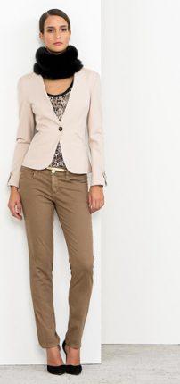 Pantaloni Nenette autunno inverno 2015
