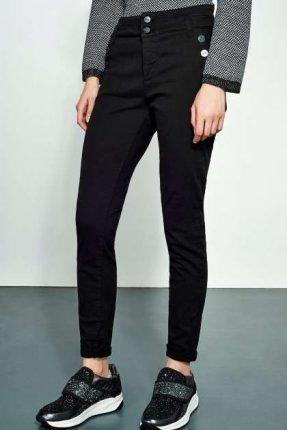 Pantaloni neri Liu Jo autunno inverno 2017
