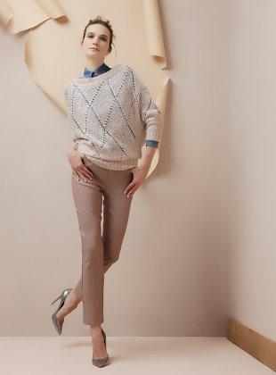 Pantaloni Oltre autunno inverno 2013 2014