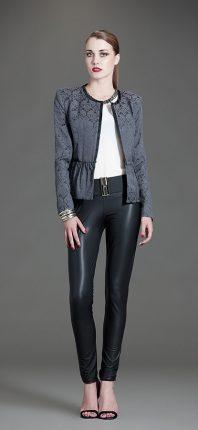 Pantaloni pelle Artigli autunno inverno 2015