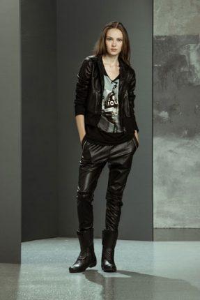 Pantaloni pelle Imperial autunno inverno 2015
