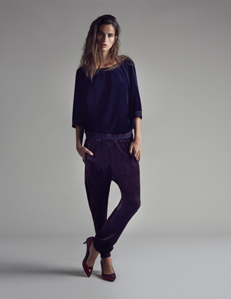 Pantaloni Pinko autunno inverno 2015