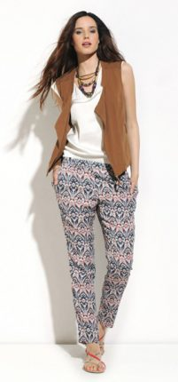 Pantaloni Promod autunno inverno 2013 2014