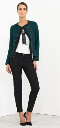 Pantaloni skiny Nenette autunno inverno 2015