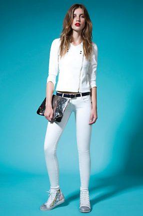 Pantaloni skiny Patrizia Pepe primavera estate 2014