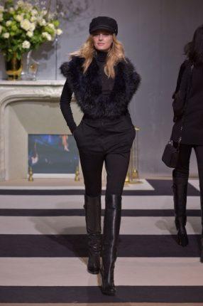 Pantaloni stretti H & M autunno inverno 2013 2014