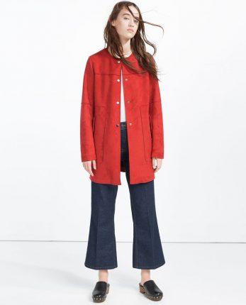 Pantaloni svasati Zara primavera estate