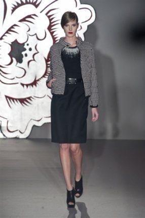 Paola Frani autunno inverno 2013 2014 giacca