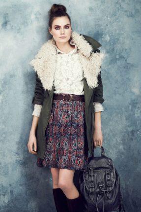 Parka Marks & Spencer autunno inverno 2013 2014