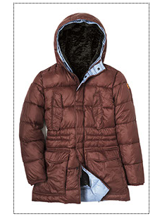 Parka Save The Duck autunno inverno
