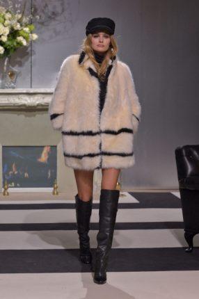 Pelliccia H & M autunno inverno 2013 2014