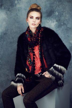 Pelliccia Marks & Spencer autunno inverno 2013 2014