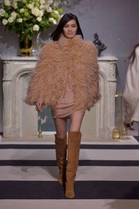 Pellicciotto H & M autunno inverno 2013 2014
