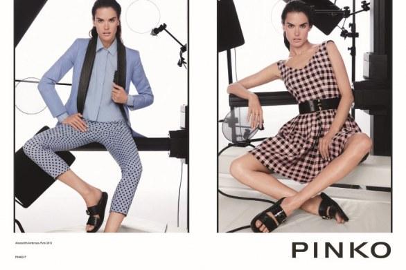 Pinko abbigliamento primavera estate 2014