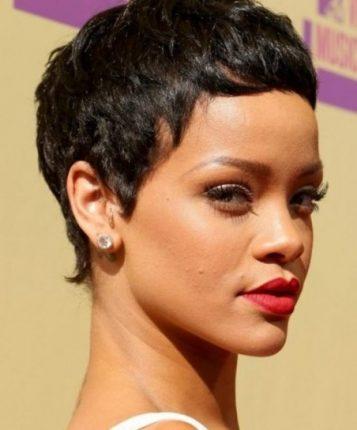 Pixie cut per Rihanna