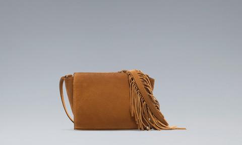Pochette etnica Zara primavera estate 2013