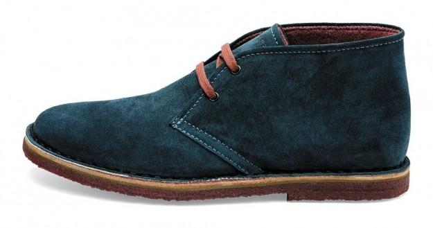 Polacchini in suede Frau scarpe autunno inverno 2014 2015