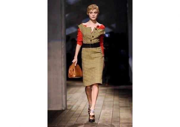 Prada moda autunno inverno 2013 2014