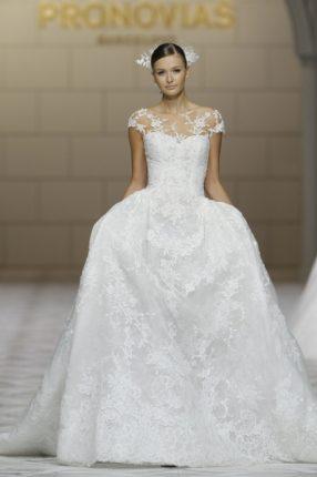 Pronovias 2015 abito sposa