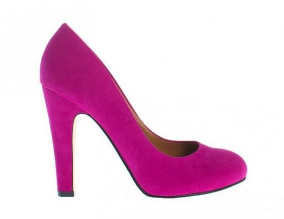 Pumps fucsia Primadonna primavera estate 2013