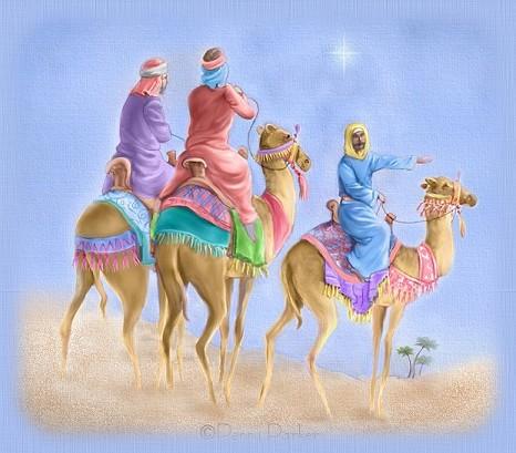 Re Magi Natale