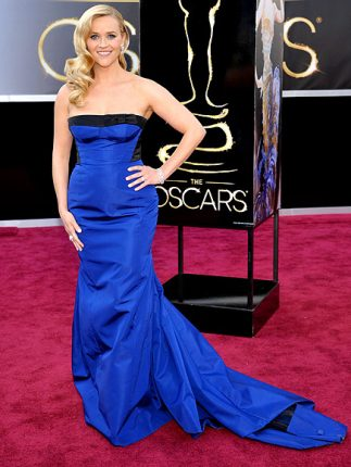 Reese Witherspoon abito oscar 2013