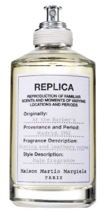 Replica At the Barber s profumo Martin Margiela ( € 88)