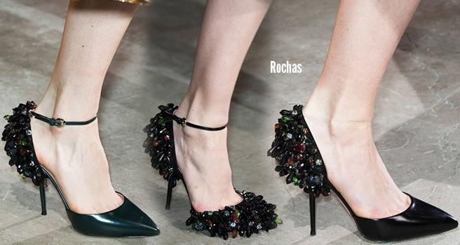 Rochas scarpe catalogo autunno inverno 2014 2015