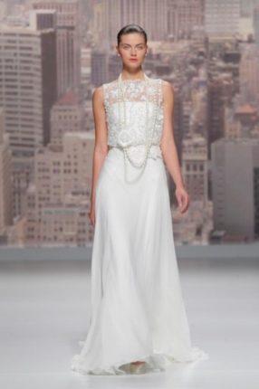Rosa Clarà 2015 abito da sposa