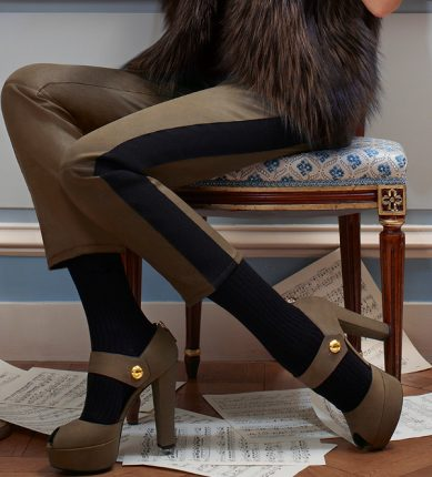 Sandali alti Louis Vuitton 2014