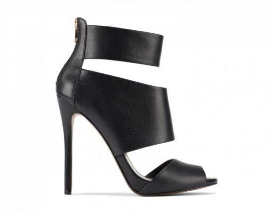 Sandali neri Aldo scarpe autunno inverno 2015