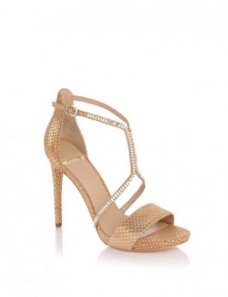 Sandali panna Guess scarpe autunno inverno 2015