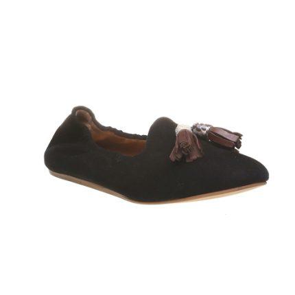 Scarpa bassa in camoscio Bata scarpe autunno inverno 2015