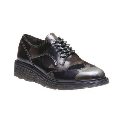 Scarpa Biker mimetica Bata scarpe autunno inverno 2015