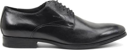 Scarpa classica nera Geox scarpe autunno inverno