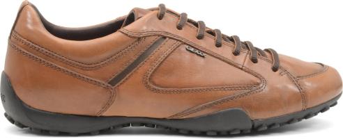 Scarpa pelle Geox scarpe autunno inverno