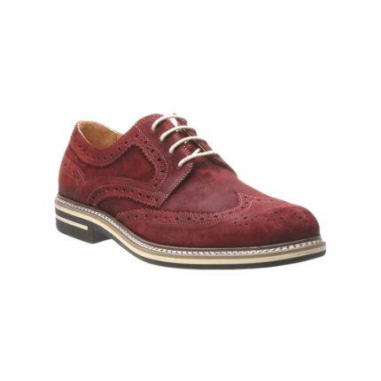 Scarpa stringata camoscio Bata scarpe autunno inverno 2015