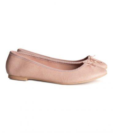 Scarpe ballerine H&M autunno inverno 2013 2014